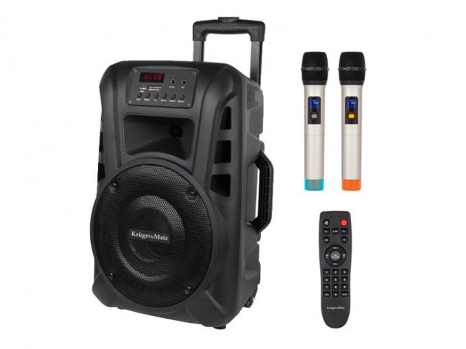 Ozvučovací systém KRUGER MATZ KM1710