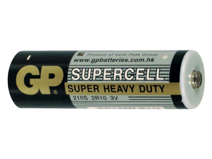 Baterie GP Supercell speciální 3V 2R10
