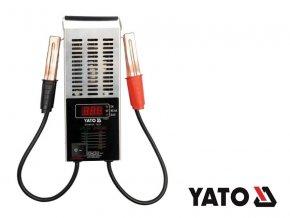 Digitální tester autobaterie, YATO YT-8311