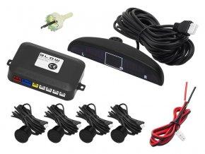 Senzory parkovací BLOW PS-1 BLACK 19 mm