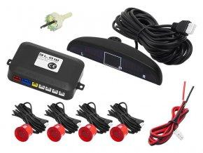 Senzory parkovací BLOW PS-1 RED 22 mm