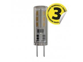 LED žárovka Classic JC A++ 1,3W G4 neutrální bílá