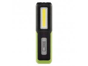 Nabíjecí svítilna LED EMOS P4530, 3 W COB + 3 W CREE