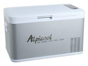 Chladící box SILVER FROST kompresor 25l 230/24/12V -20°C