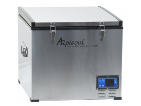 Chladící box BIG FRIDGE kompresor 60l 230/24/12V -20°C