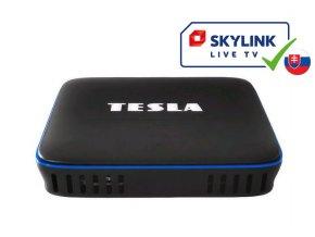TESLA MediaBox QX4 - Skylink Live TV (SK verzia)