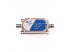 Zesilovač satelitního a TV signálu BlueLine ABL22