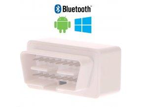 Autodiagnostika SIXTOL SX1 bluetooth bílá, Android, Windows (zdarma SX OBD aplikace)