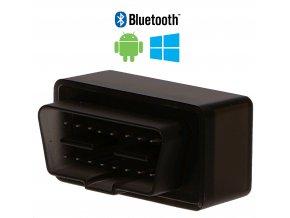 Autodiagnostika SX1 Bluetooth černá, Android, Windows (zdarma SX OBD aplikace) SIXTOL