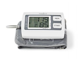 NEDIS BLPR110WT pažní měřič krevního tlaku