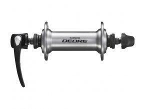 náboj Shimano Deore HB-T610 přední 32d stříbrný original balení
