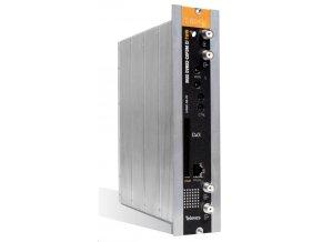 Televes transmodulátor 564301 vstup 3x DVB-S2 / DVB-T, výstup 2x DVB-T, CI, T0X