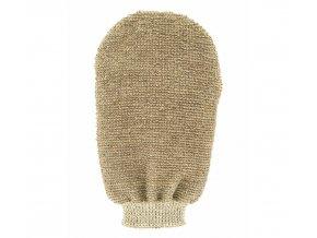 masážní rukavice Förster´s bambus