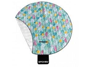 pikniková deka FLAMINGO kulatá průměr 150 cm