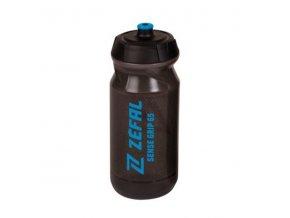 lahev ZEFAL SENSE GRIP 65 černá modrý potisk