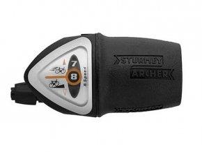 řazení Sturmey-Archer TSS86 8r twist