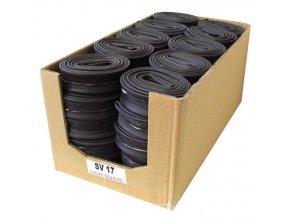 """duše SCHWALBE SV15 28""""x 3/4-1.10 (18/28-622) FV/40mm servisní balení"""