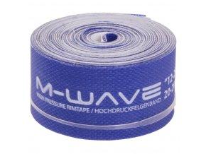 páska ráfková M-Wave light 20mm x 2m na blistru