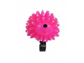 houkačka gumová ježek