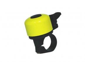 zvonek Baby mini žlutý