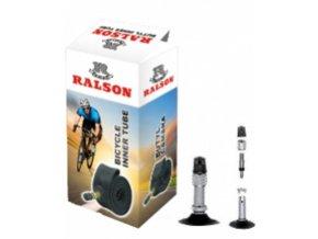 """duše RALSON 20""""x1.75-2.125 (47/57-406) DV/22mm"""