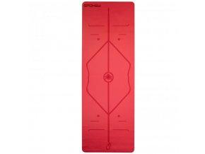 podložka Spokey JUDY 1,5 cm červená