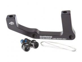 adaptér kotoučové brzdy Shimano zadní 203mm standard original balení