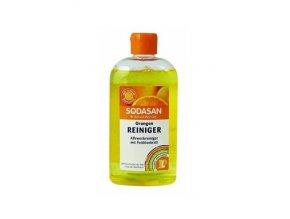 čistič univerzální pomeranč SODASAN 500 ml