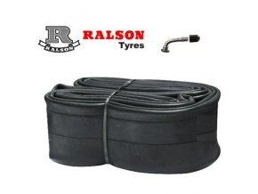 """duše RALSON 12""""x1.5-2.125 (40/57-203)AV/31mm zahnutí 45° servisní balení"""