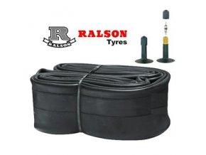 """duše RALSON 28""""x1.10-1.75 (28/47-622) AV/30mm servisní balení"""