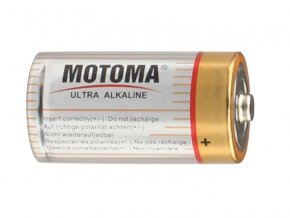 Batéria C (LR14) alkalická MOTOMA Ultra Alkaline