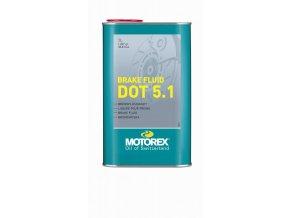 olej Motorex BrakeFluid DOT 5.1 1l