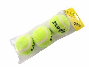 míčky tenis 3ks