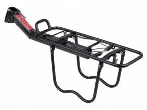 nosič na sedlovku s klapákem 25,4 - 31,8mm