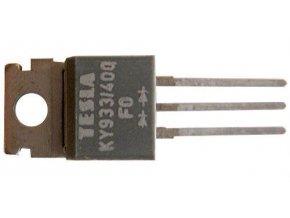 KY933 / 600 2x dióda uni 600V / 3A TO220AB