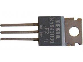 KY943 / 100 2x dióda uni 100V / 3A TO220AB