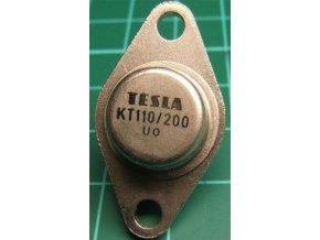 Tyristor KT110 / 200 200V / 3A TO66