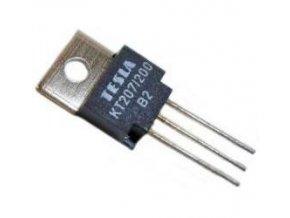 Triak KT207 / 200 200V / 5A TO220