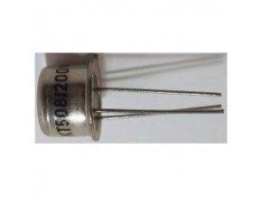 Tyristor KT508 / 200 200V / 0,8A TO39