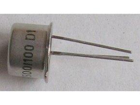 Tyristor KT500 / 100 100V / 1A 1mA / ~ KT502 / TO39