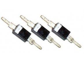 3KB205A, trojica varikap 2,5-17pF, SOD23