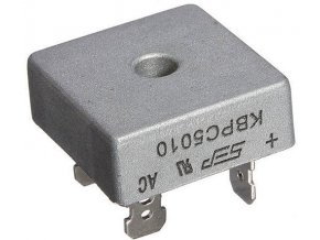 KBPC5010 - diódový mostík 1000V / 20A