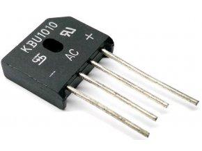 KBU1010 - diódový mostík 1000V / 10A