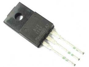 BUT11AF N 450V / 5A 20W SOT186 ISOL.