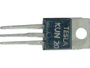 KUN20 N MOS 200V / 7A 70W TO220