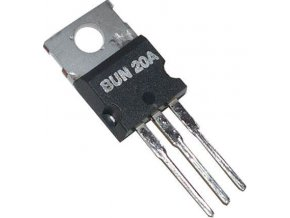 BUN20A N MOS 200V / 7A 70W TO220