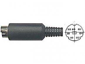 MiniDIN konektor 7 pin