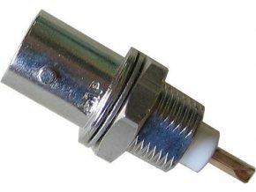 BNC zdierka na panel AMP 227169-3