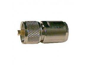 UHF konektor káblový PL239 na kábel 10mm (RG8,213)