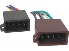 Konektor ISO-sada k autorádiu (napájacie + repro) / ISO550128